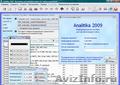 Analitika 2009 - Бесплатная система для контроля и анализа деятельности