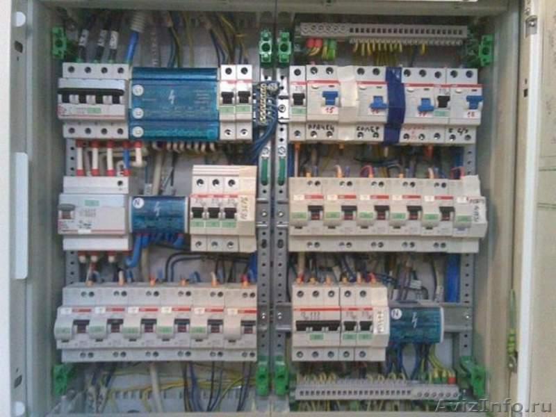 Сведения об электропроводке- Услуги электрика в Алматы