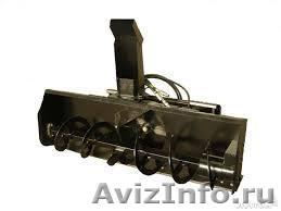 Снегоочиститель шнеко-роторный для универсальных минипогрузчиков: Bobcat, Komats, Объявление #1161379