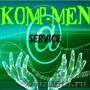 KOMP-MEN service (ремонт компьютеров)