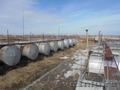 Резервуар горизонтальный стальной (РГС-25м3)